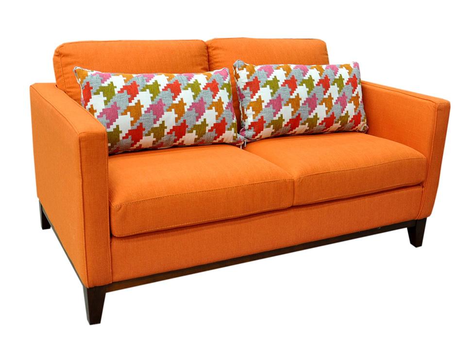 Sof contempor neo naranja oasis liverpool es parte de mi vida for Sofas contemporaneos